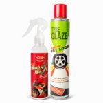 W&W, Tyre Glaze Combo Pack